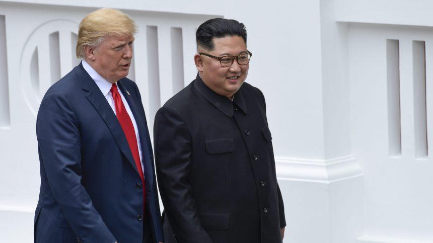 Une «catastrophe nucléaire» évitée, selon Trump