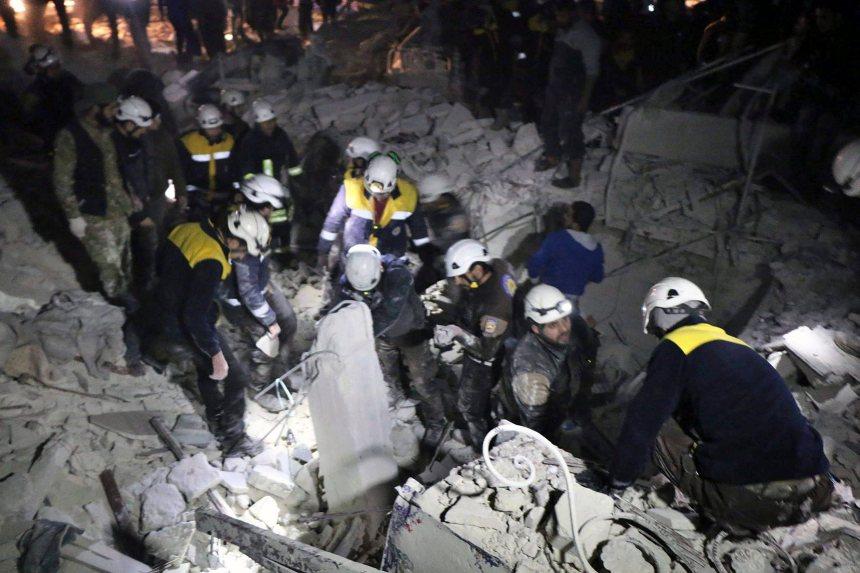 Syrie: Plusieurs morts àDeir Ezzor à la suite defrappes de la coalition