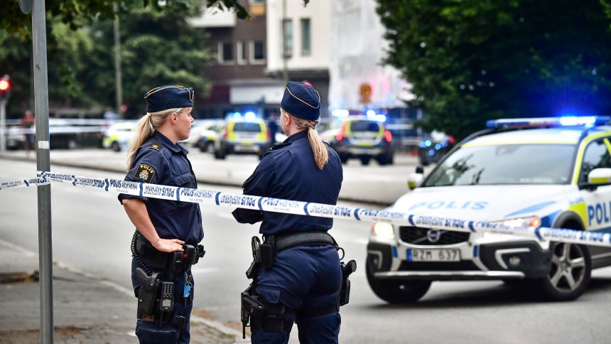 Trois morts dans une fusillade en Suède