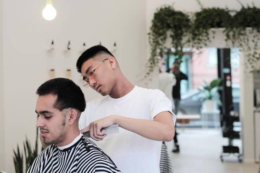 Barbier en expansion