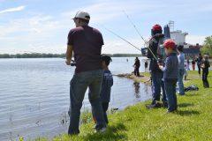 Soleil, chaleur et gratuités en ce week-end de la Fête de la pêche au Québec