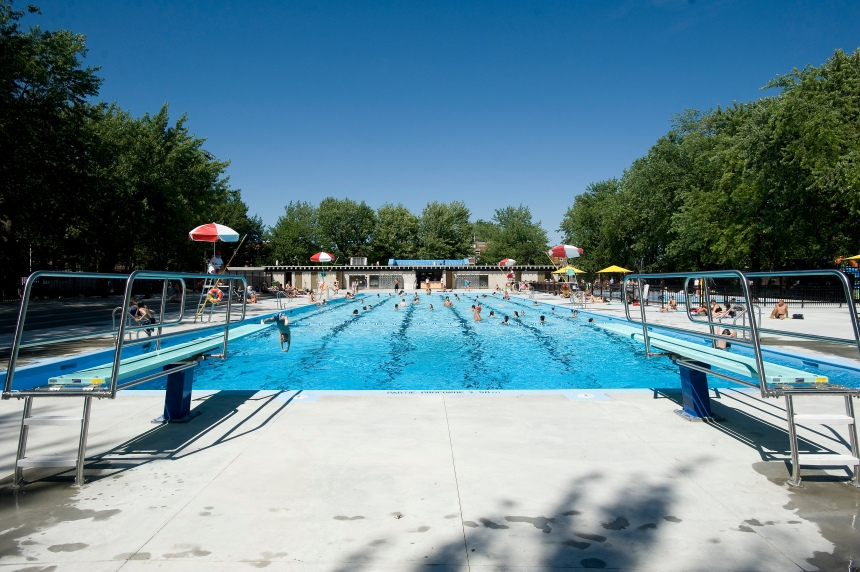 La piscine Laurier sera de nouveau rénovée