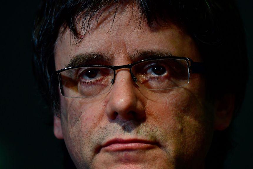 Le Parquet allemand demande l'extradition de Carles Puigdemont