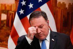 Corée du Nord: le chemin de la paix est semé de risques, avertit Pompeo