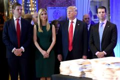 Trump accusé d'avoir détourné l'argent de sa fondation à des fins personnelles