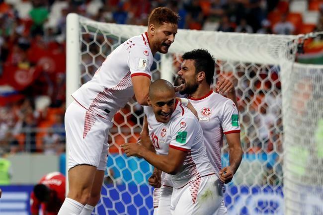 Groupe G: la Tunisie bat le Panama, 2-1
