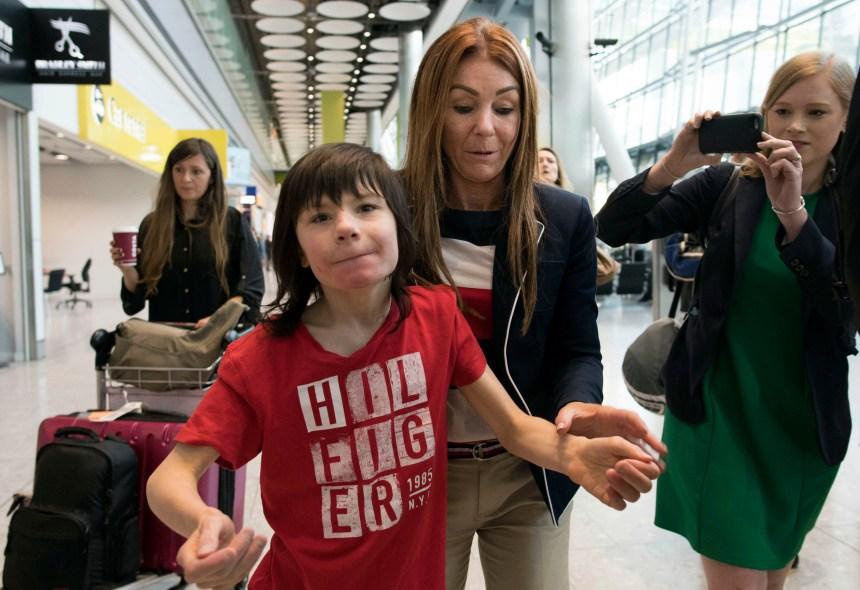 Du cannabis canadien pour un autiste britannique?