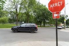 Montréal en retard dans le marquage des rues