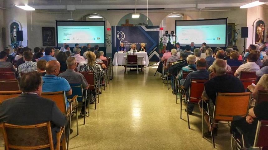 Soeurs de Sainte-Anne: Début de la consultation publique
