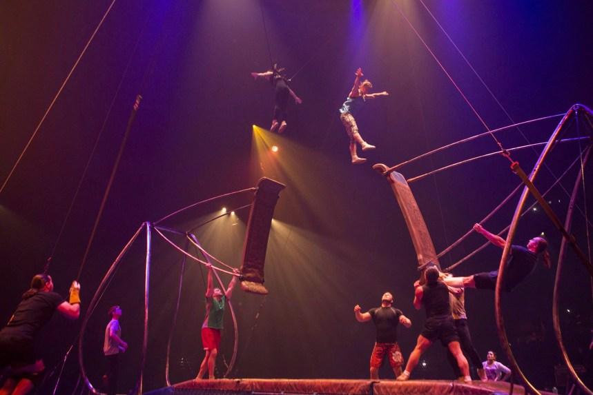 Le Cirque ouvrira des centres de divertissement