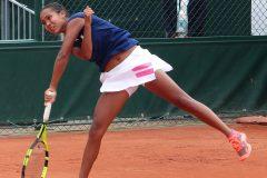 La Québécoise Leylah Annie Fernandez sacrée championne junior à Roland-Garros