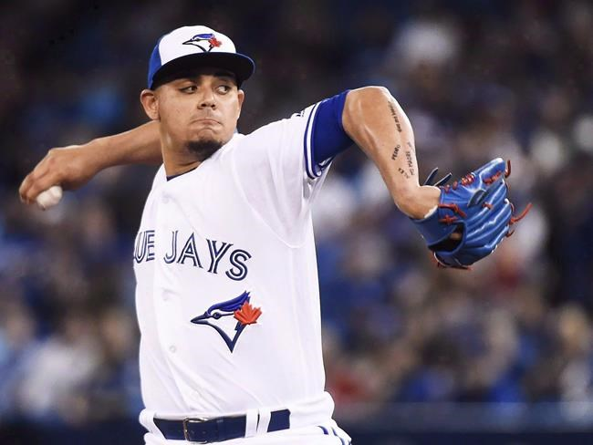 Jays: Osuna compte plaider non coupable