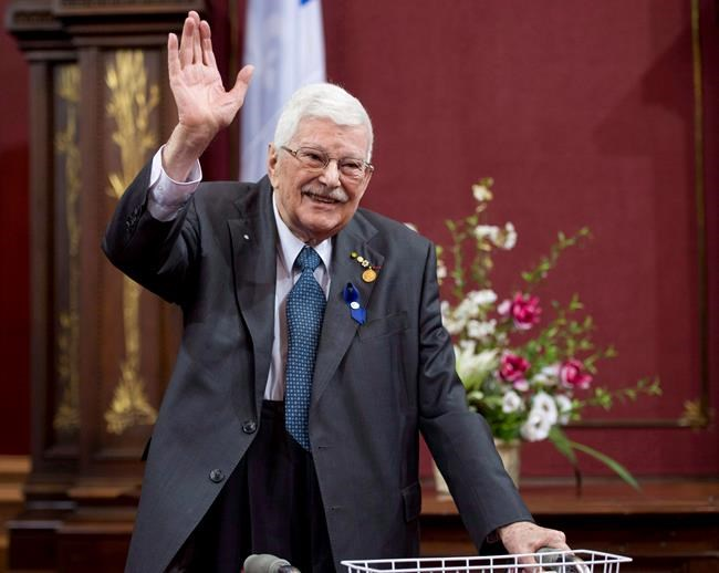 L'ex-ministre Paul Gérin-Lajoie s'est éteint