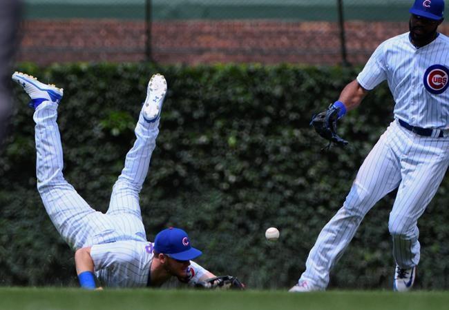 Les Dodgers viennent à bout des Cubs 4-3