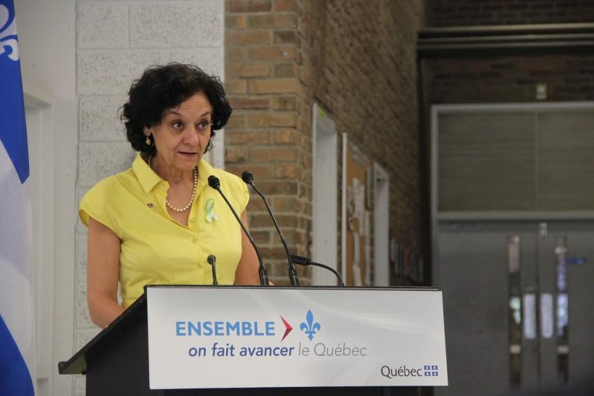 La députée libérale Rita de Santis quitte la vie politique