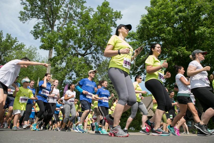 3 000 coureurs à Pointe-Claire