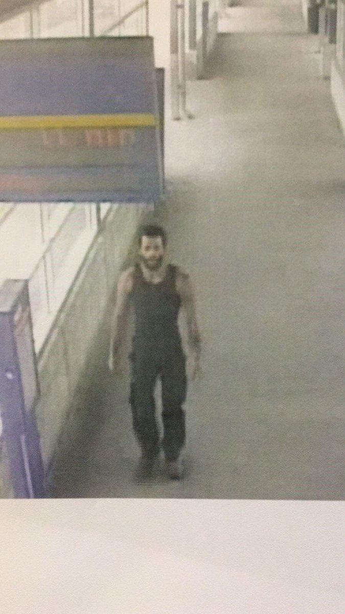 L'homme aperçu avec le suspect de meurtre à Laval a été localisé