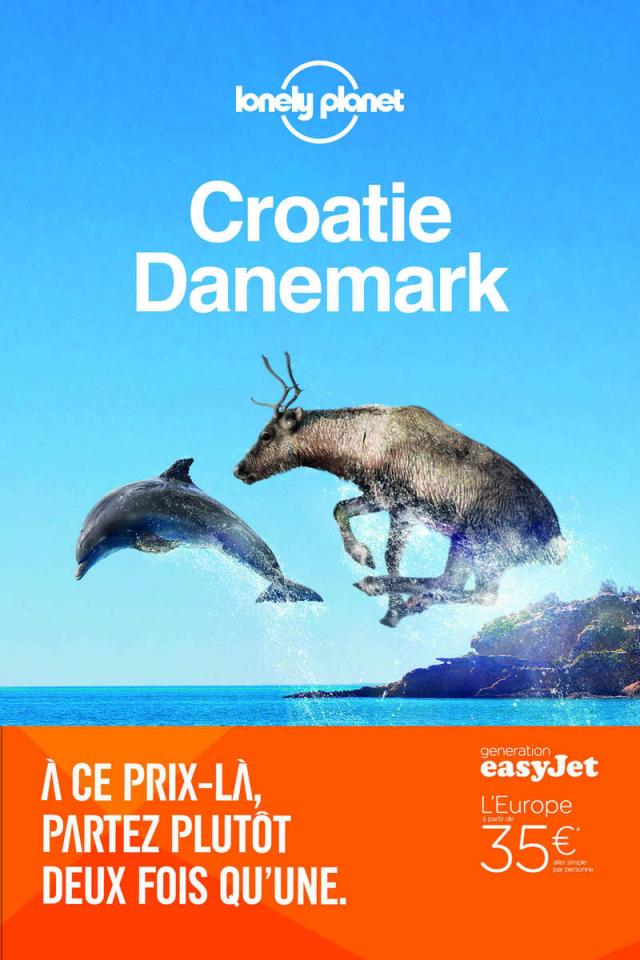 Easyjet lance des guides de voyage «double destinations» avec Lonely Planet