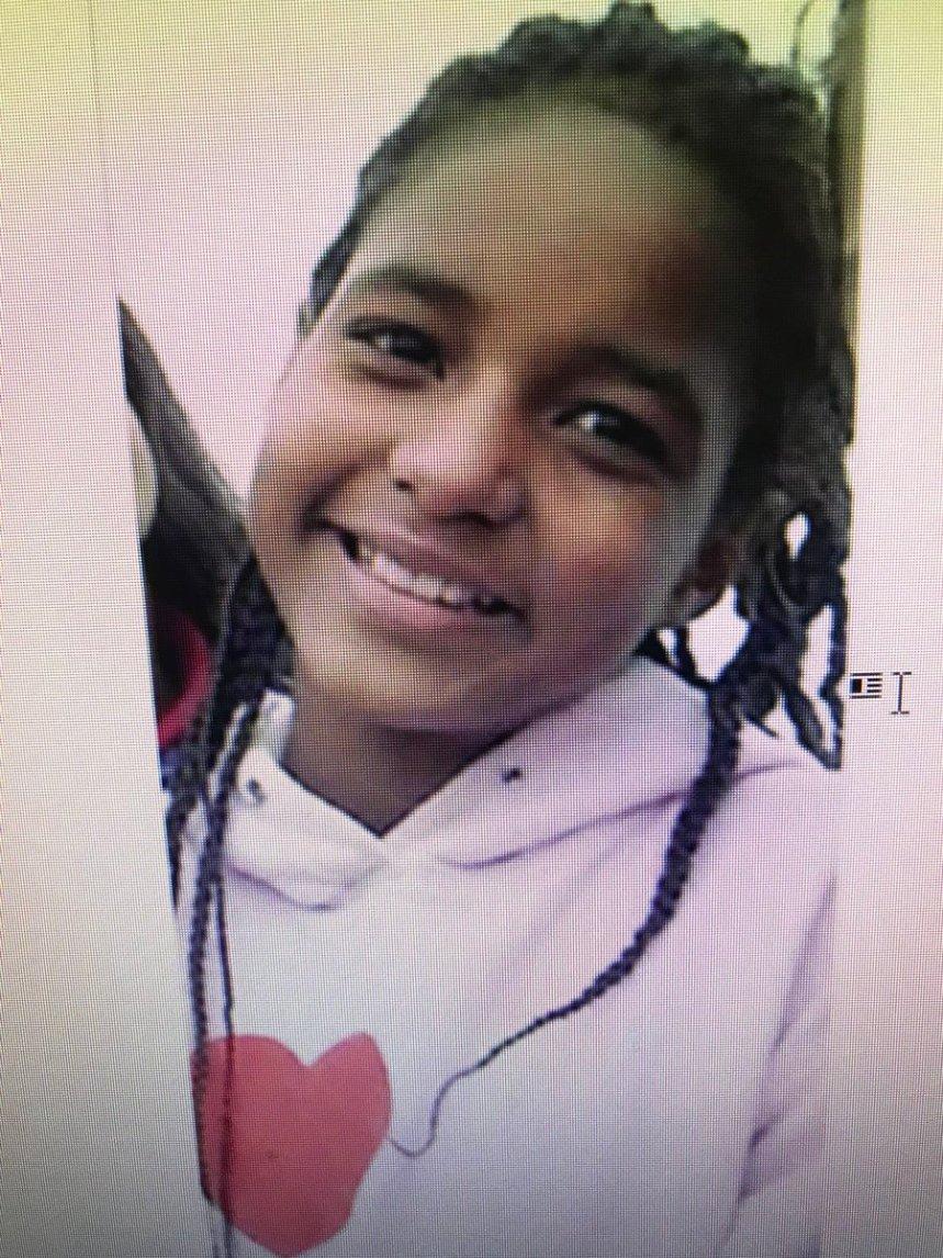 Une adolescente de 13 ans recherchée