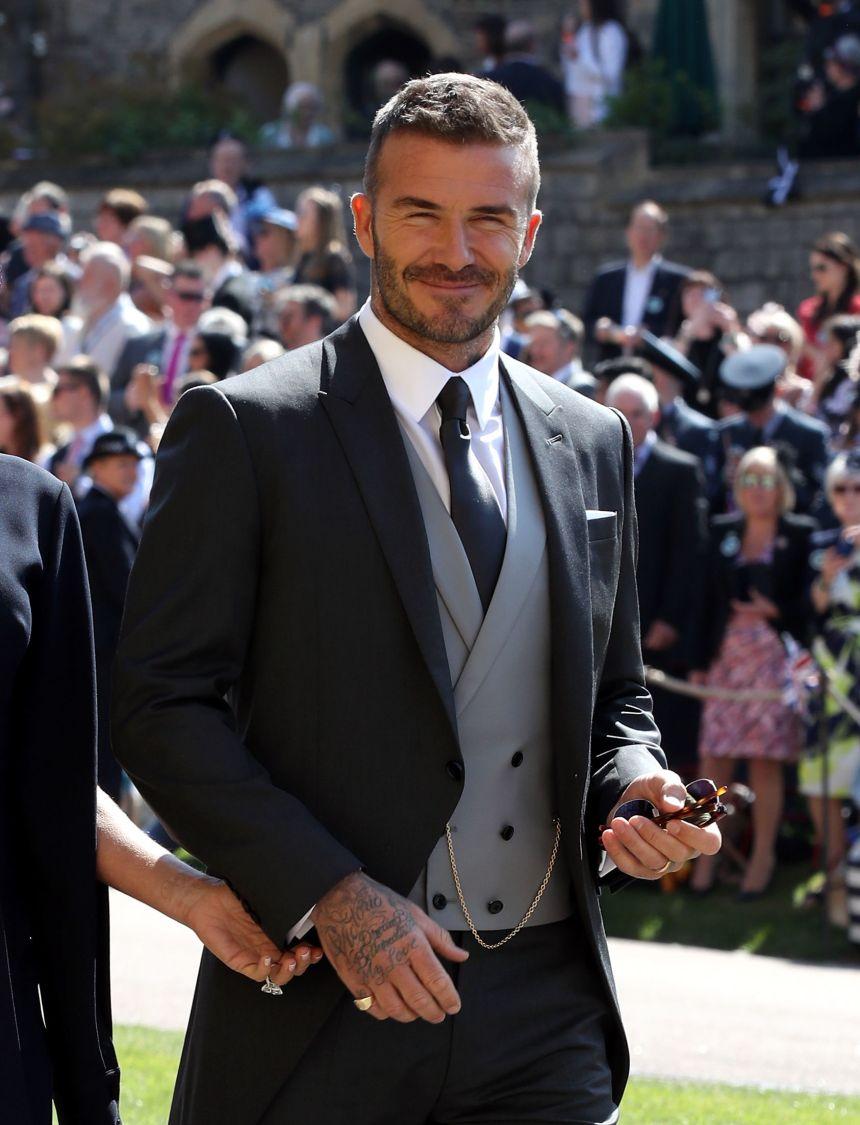 Coupe du monde: Beckham appuie la candidature unifiée pour 2026