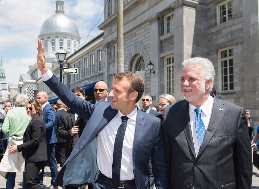 Sommet du G7: Couillard précise ses attentes