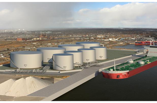 Le BAPE approuve le projet de terminal à Montréal-Est avec certains bémols