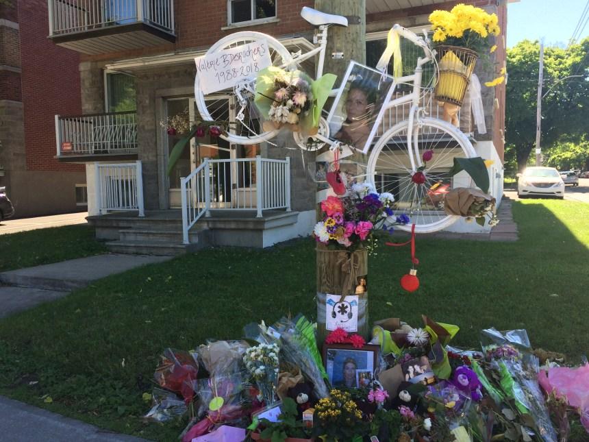 Un vélo fantôme de plus dans Rosemont – La Petite-Patrie