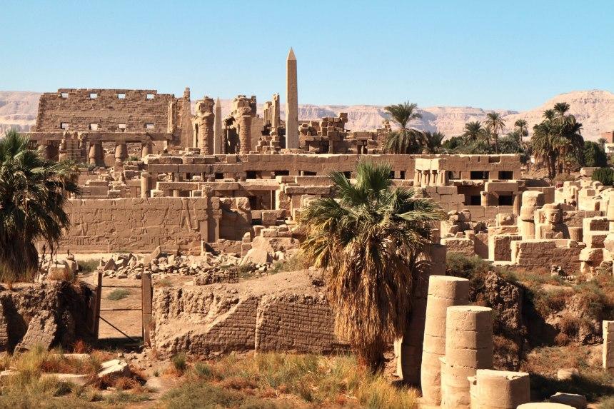 Les 4 grandes étapes d'un voyage en Egypte