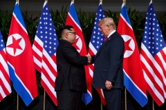 Kim accepte l'invitation de Trump pour se rendre aux États-Unis