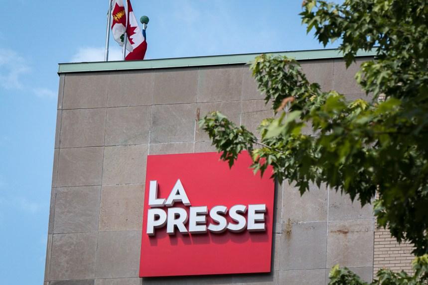 La Presse devient un organisme sans but lucratif
