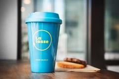 La Tasse: le premier système de gobelets à café consignés