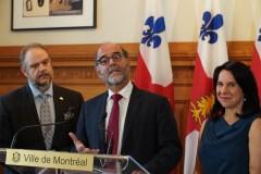 Serge Lamontage devient directeur général de Montréal