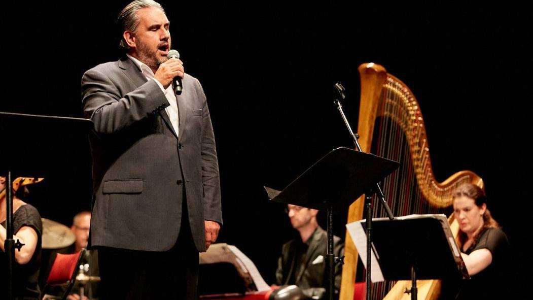 En plus d'un concert prévu le 2 août dans le cadre de l'événement, le ténor montréalais Marc Hervieux agira aussi à titre de porte-parole.