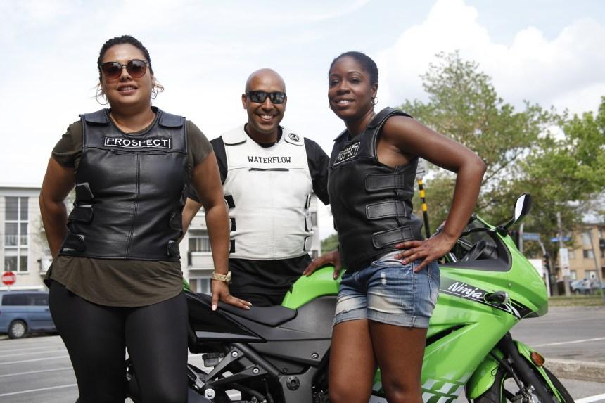 Hilarious Riders : des motards en mission sociale