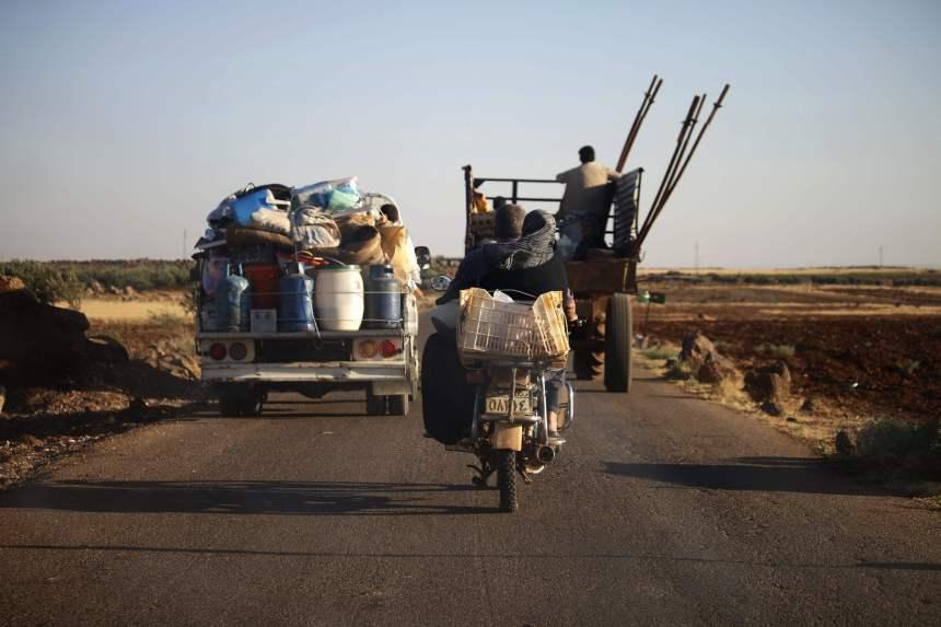 Syrie: Le régime intensifie lesbombardements dans le sud