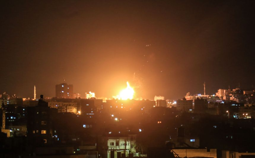 Gaza: Netanyahou menace d'intensifier les frappes