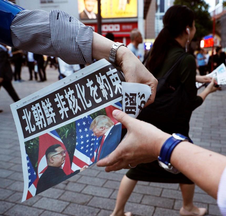 Corée du Nord: Washington veut voirun désarmement d'ici 2020