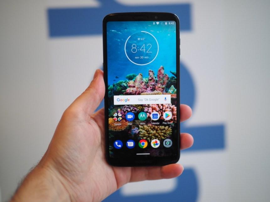 Moto Z3 Play: les modules sont de retour