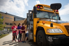Une application pour suivre son enfant en bus scolaire