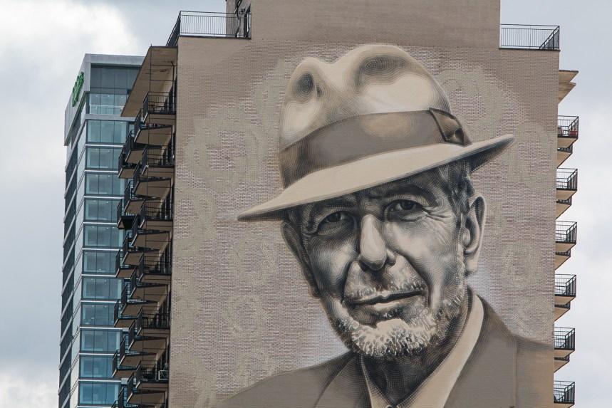 Leonard Cohen: l'album posthume «Thanks for the Dance» annoncé