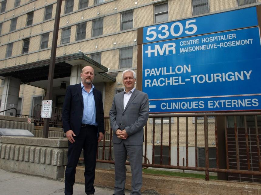 Hôpital Maisonneuve-Rosemont: des millions avant la modernisation
