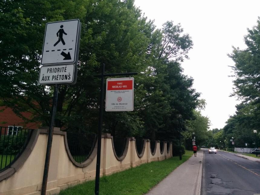 Consultation autour du parc Nicolas-Viel