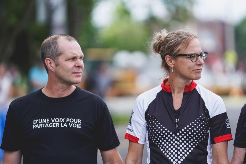 Mardis cyclistes de Lachine: hommage à Clément Ouimet