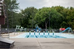 Piscines accessibles au parc LaSalle
