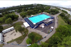 La piscine olympique sera enfin installée au parc Hans-Selye