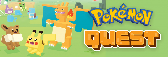 «Pokémon Quest» bientôt sur mobile