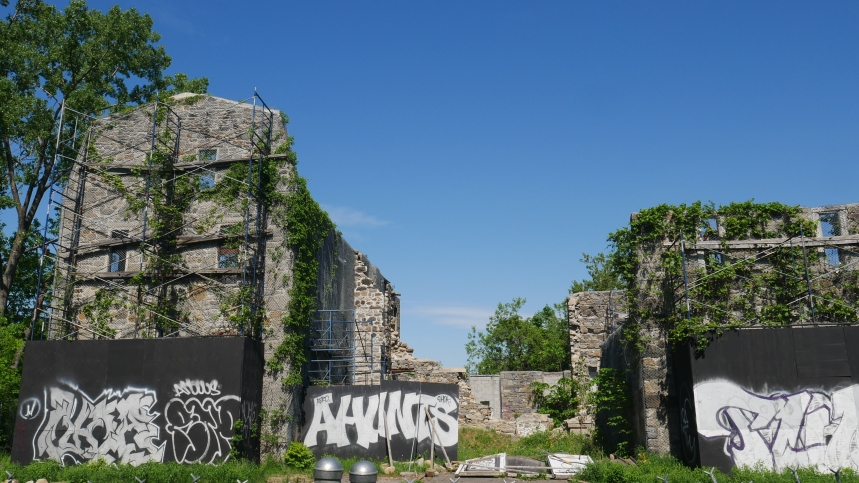 Une seconde vie pour les ruines de Sophie-Barat