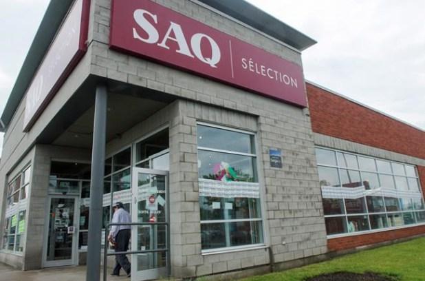 Les employés de la SAQ votent en faveur de la grève de six jours