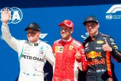 F1: Vettel obtient la position de tête au GPC
