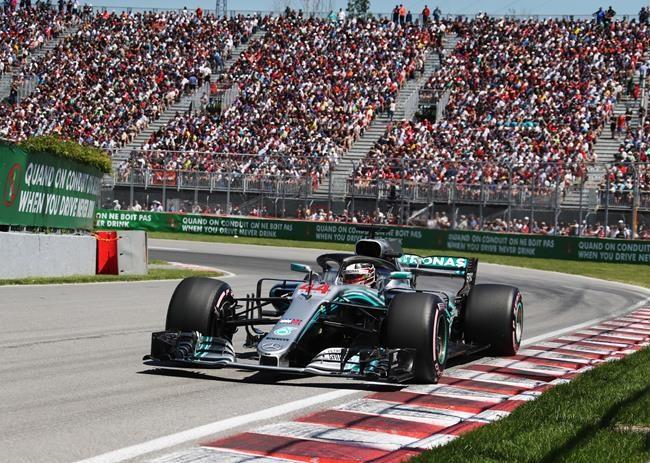 Échos des pilotes au Grand Prix du Canada